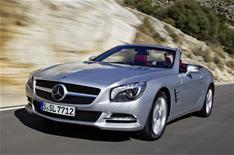 2012 Mercedes SL500 reviewed