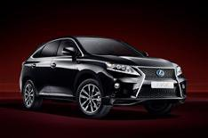 2012 Lexus RX450h prices announced
