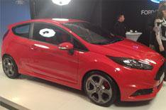 Geneva motor show 2012: Ford Fiesta ST
