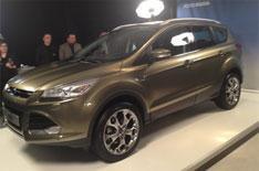 Geneva motor show 2012: Ford Kuga