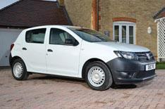 2013 Dacia Sandero 1.2 Access review