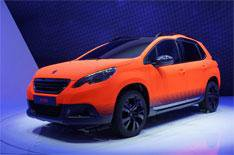 Join us for UK debut of Peugeot 2008