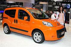 Fiat launches Fiorino Combi mini-MPV