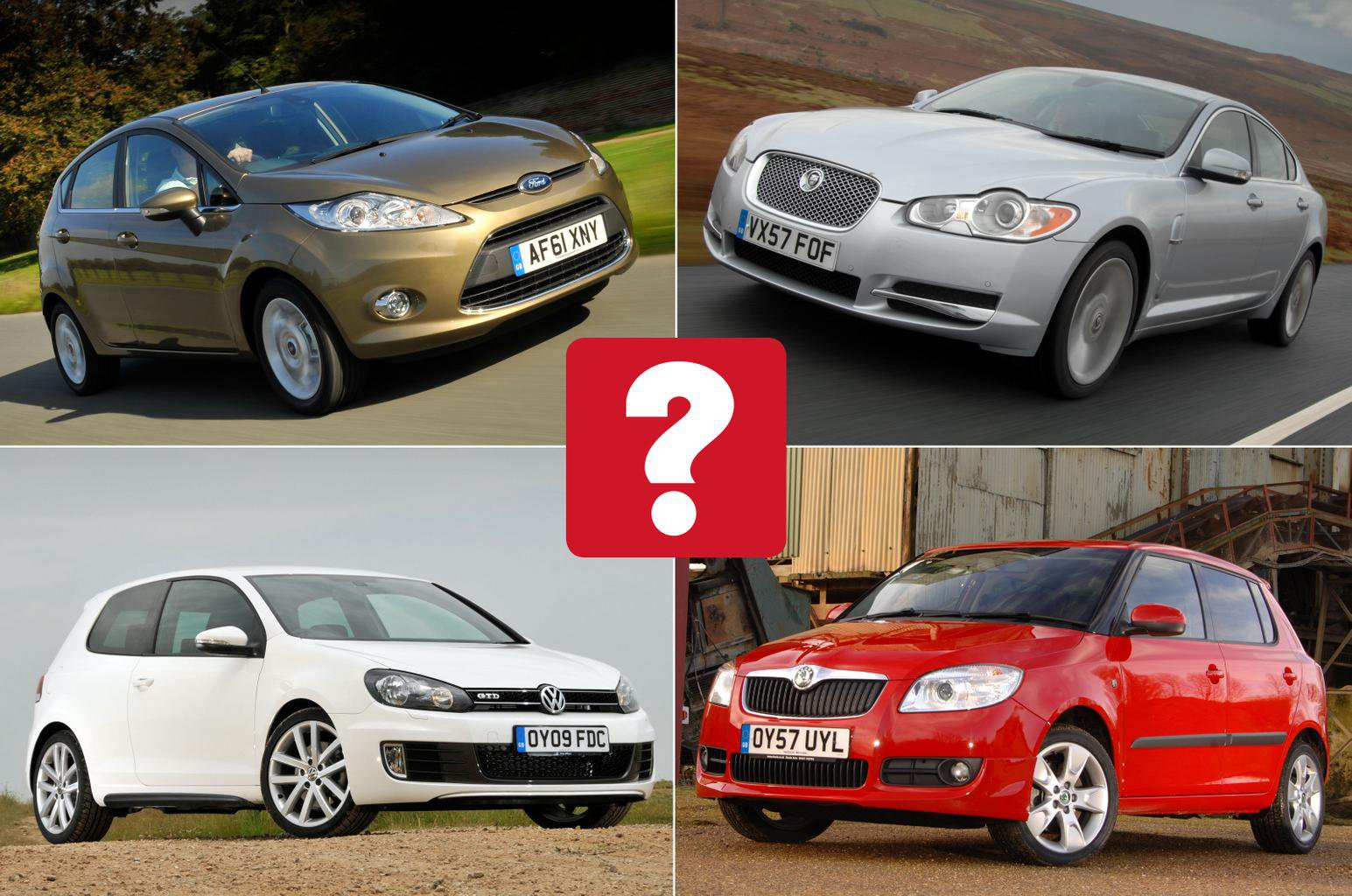 Top 10 most popular used car reviews of 2016