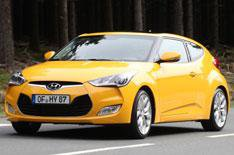 Hyundai Veloster 1.6T confirmed
