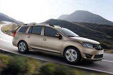 Dacia Logan MCV from less than 7000