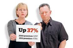 Crime fuels massive insurance rises