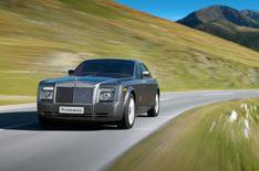 Rolls-Royce approved used scheme