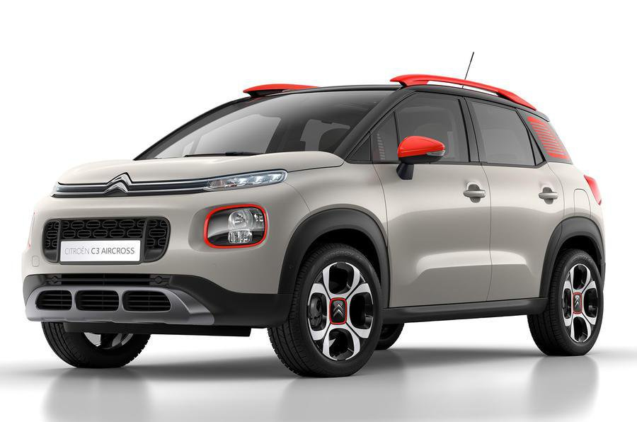 2017 Citroen C3 Aircross – exclusive reader test team preview