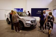Customers review 2012 Hyundai Santa Fe