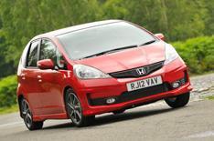2012 Honda Jazz Si Review