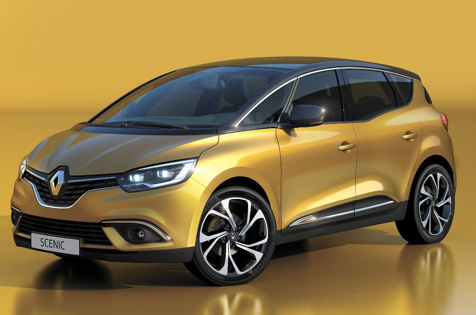 2016 Renault Scenic - exclusive reader test team preview