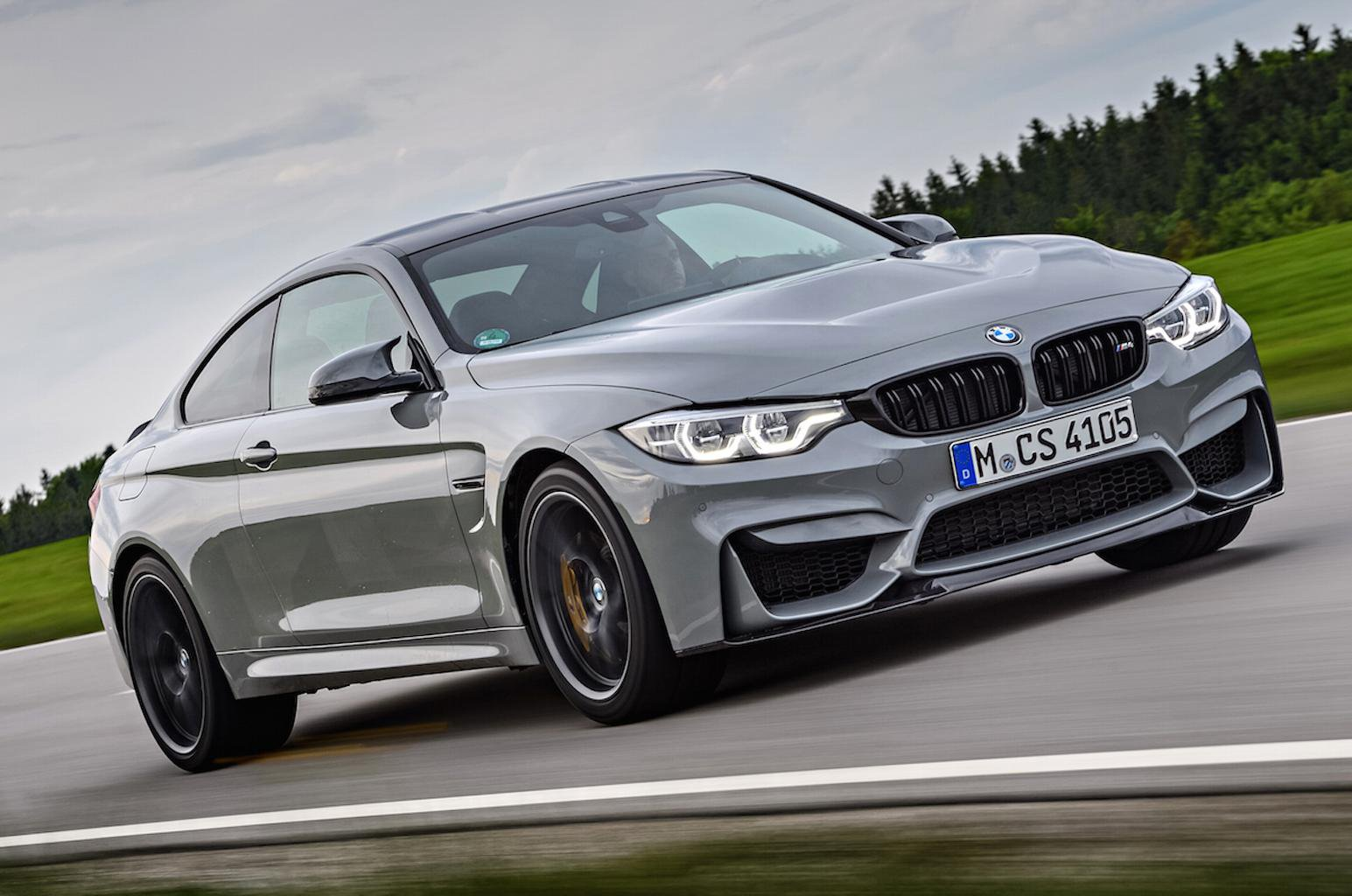 BMW M4 CS review 2017