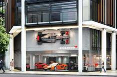 McLaren reveals flagship UK dealership