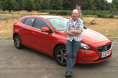Volvo V40 video farewell
