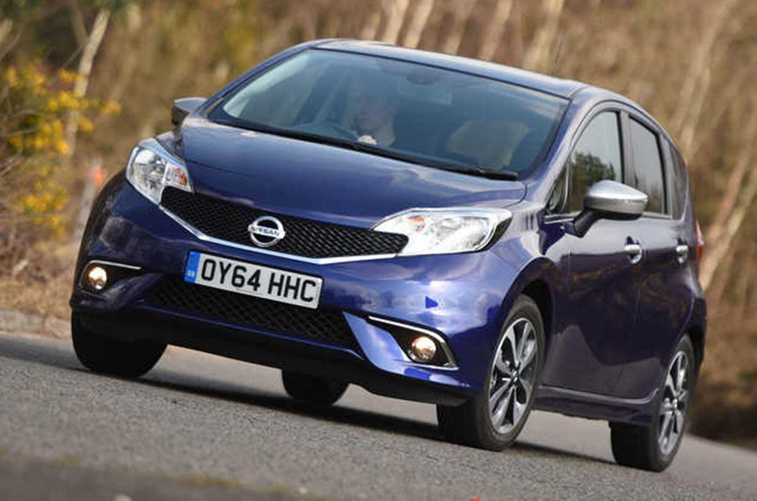 Deal of the day: Nissan Note