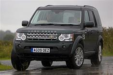 Extra jobs at Land Rover