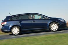 Toyota Avensis updated