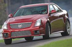 Cadillac's most powerful road car ever