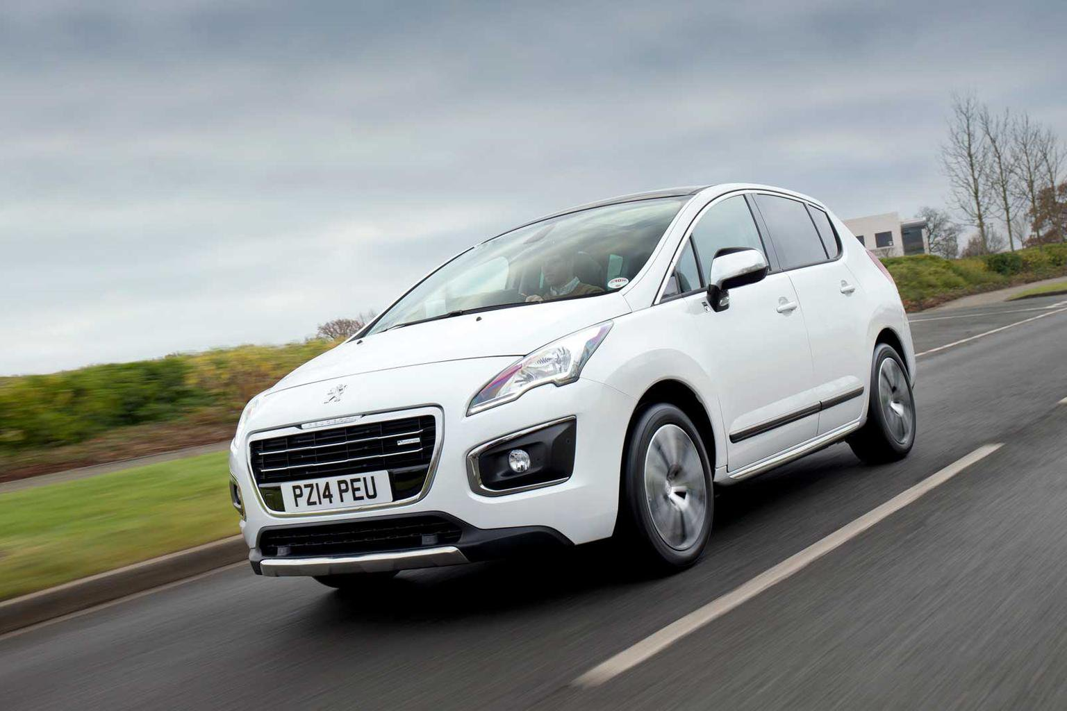 Deal of the day: Peugeot 3008 Hybrid4