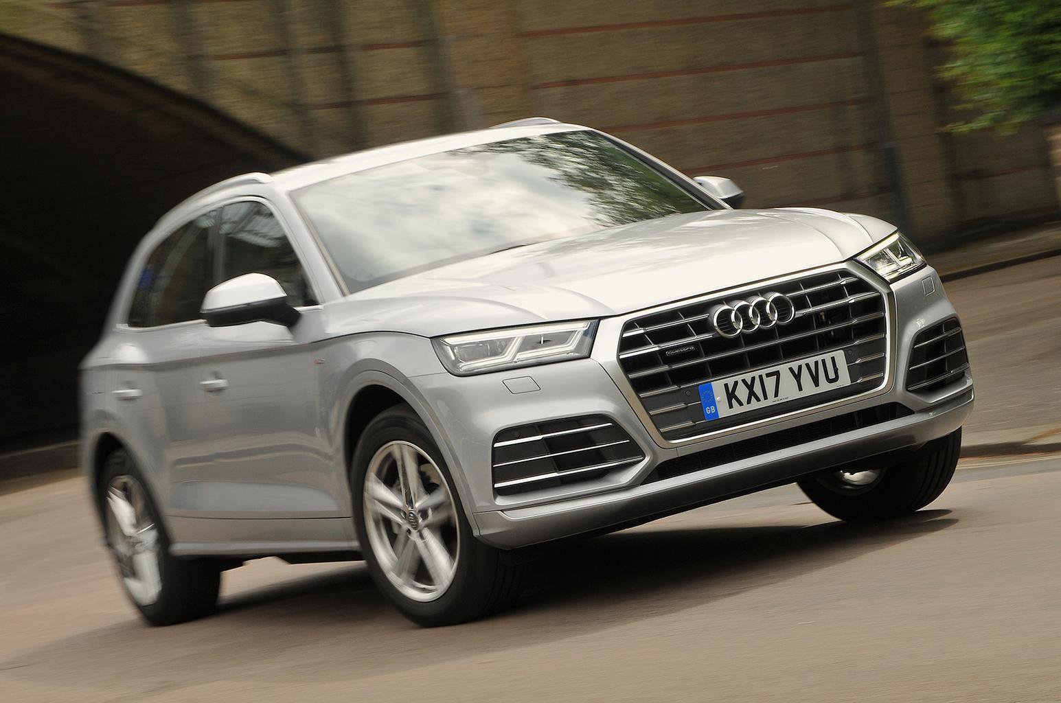 Audi Q5 long-term test review