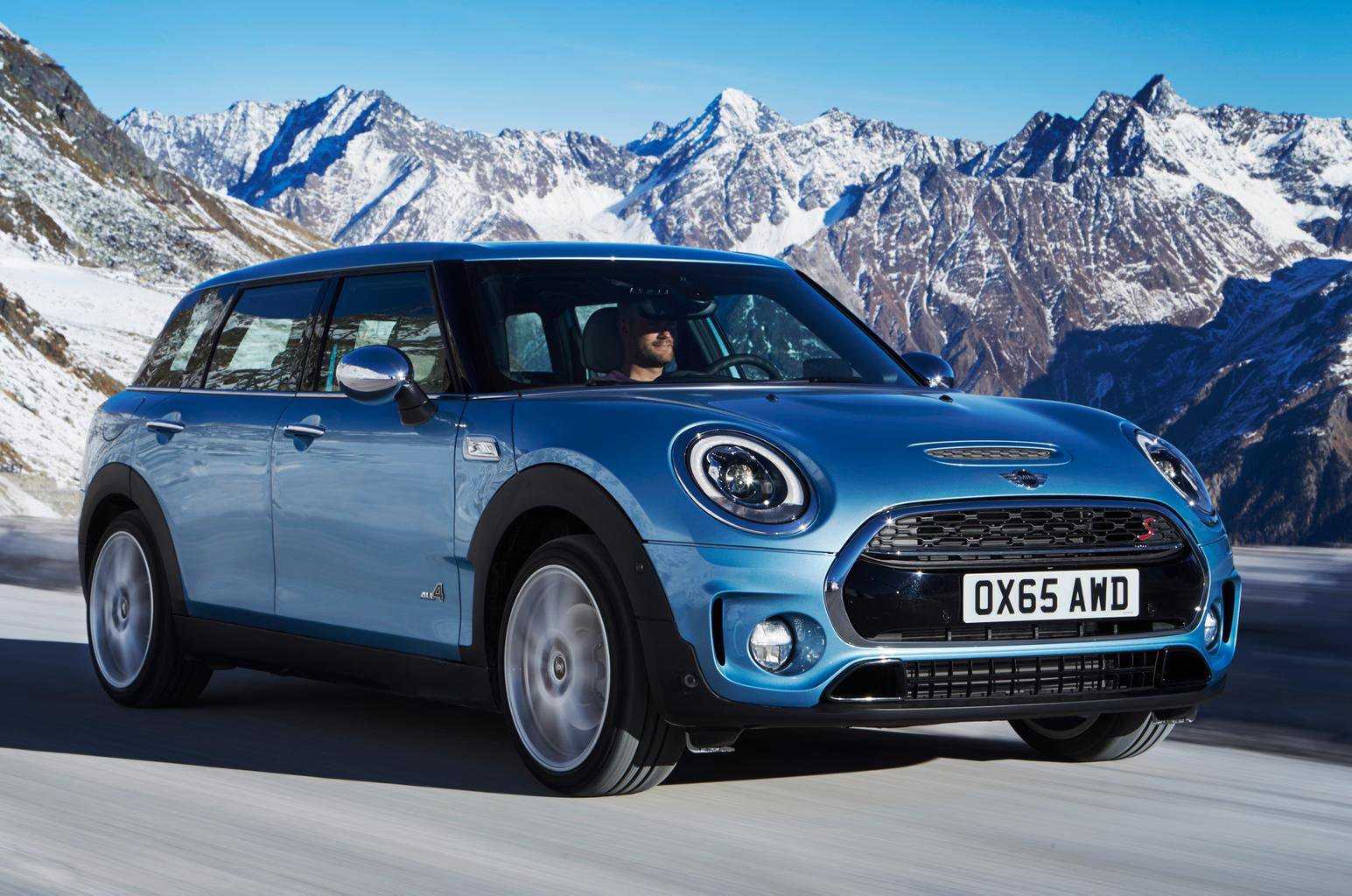 2016 Mini Clubman Cooper Sd All4 Review What Car