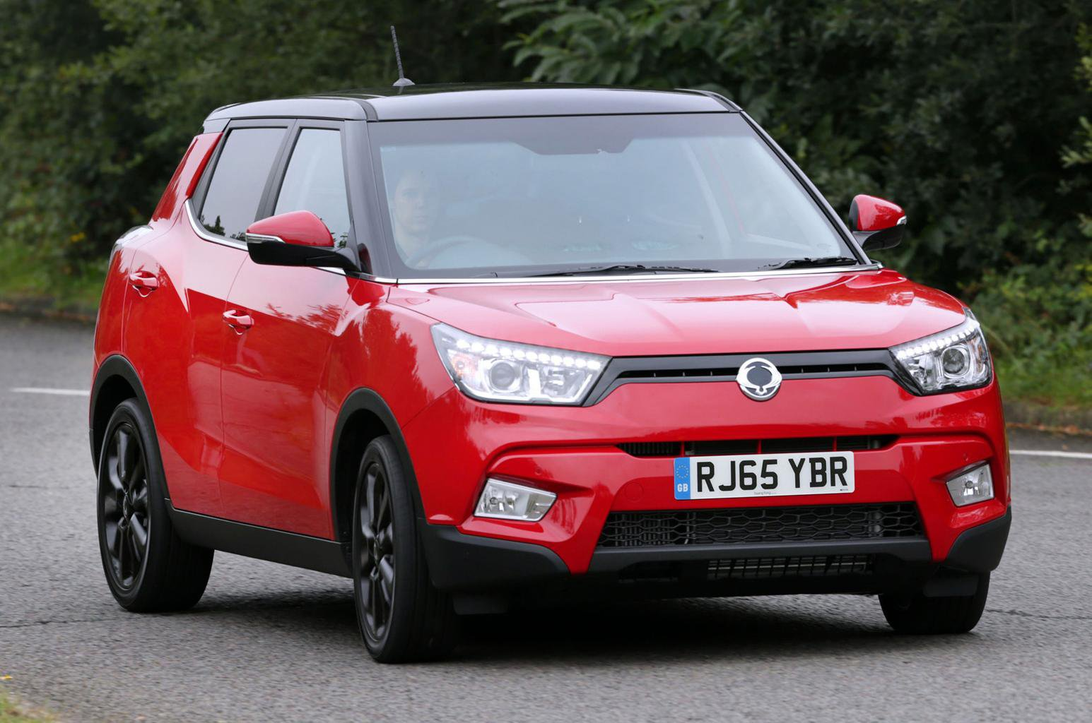 Promoted: Ssangyong Tivoli – a bargain to buy and run