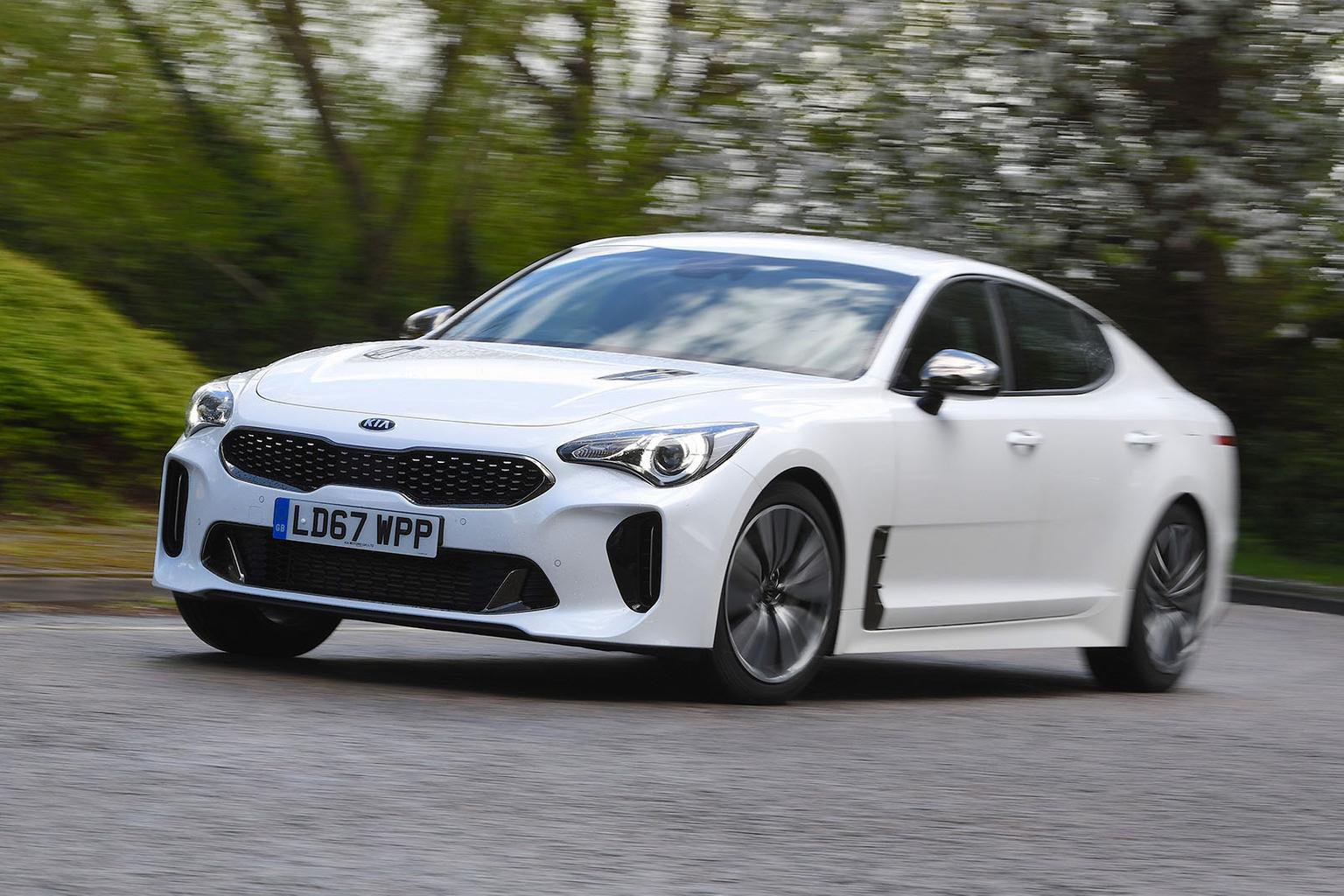 2018 Kia Stinger 2.0T-GDI review – prices, specs and release date