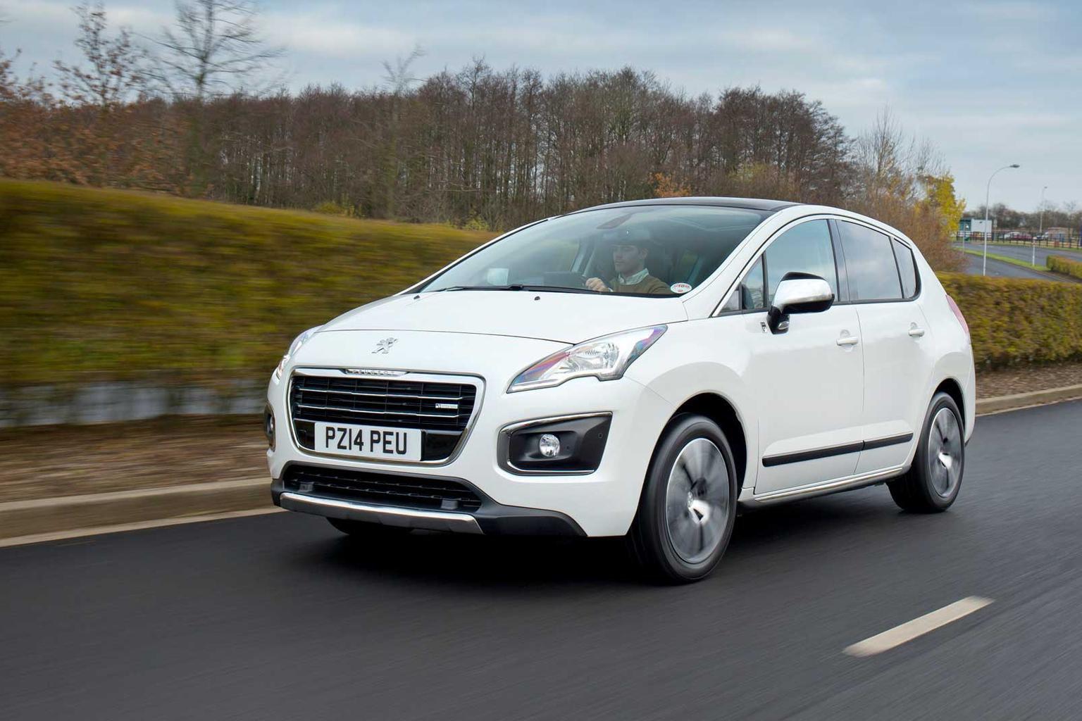 2014 Peugeot 3008 review