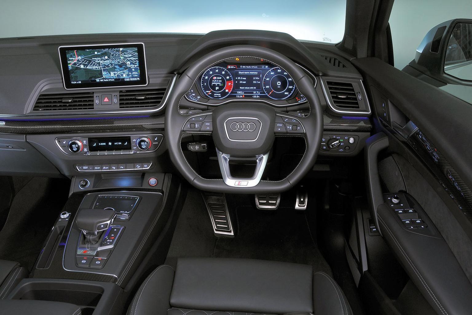 New Audi SQ5 vs Mercedes-AMG GLC 43 | What Car?