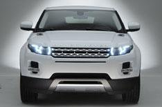 First chance to see five-door Evoque