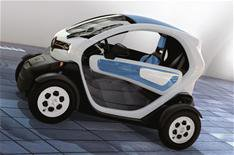 New Colour trim for Renault Twizy