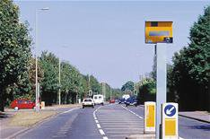 No more cash for speed cameras