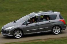 Peugeot 308: safe and sound
