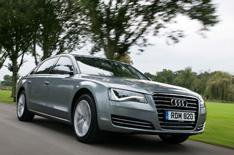 2013 Audi A8L 3.0 TDI review