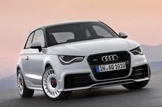 Audi A1 Quattro review