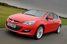2013 Vauxhall Astra review