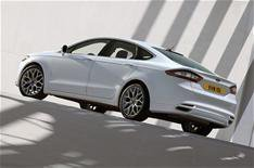 New Ford Mondeo: more details