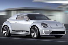 Detroit motor show 2012: VW E-Bugster