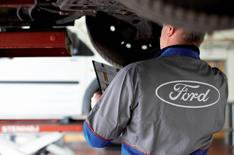 Ford offers cheap service package