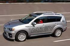 Mitsubishi Concept PX-MiEV II review