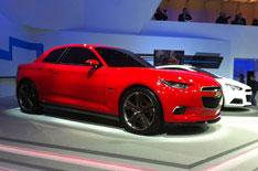 Geneva motor show 2012: Chevrolet
