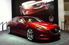 Geneva motor show 2012: Mazda