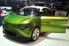 Geneva 2012: Suzuki G70 and Swift
