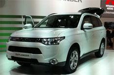 Geneva 2012: Mitsubishi Outlander