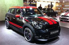 Geneva 2012: Mini Countryman JCW