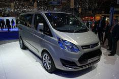 Geneva 2012: Ford Tourneo custom concept