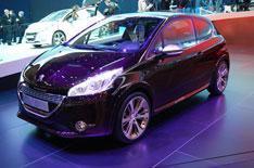 Geneva motor show 2012: Peugeot 208 XY