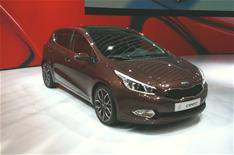 Kia MPV due in 2013
