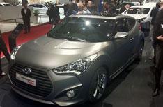 Geneva 2012: Hyundai Veloster Turbo